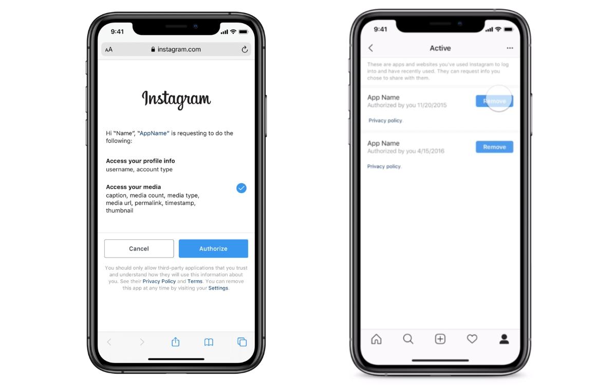 Instagram privacy-instellingen