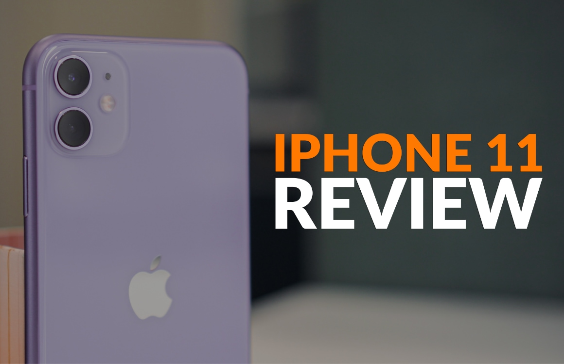 iPhone 11 (video)review: solide upgrade blijft de beste keuze