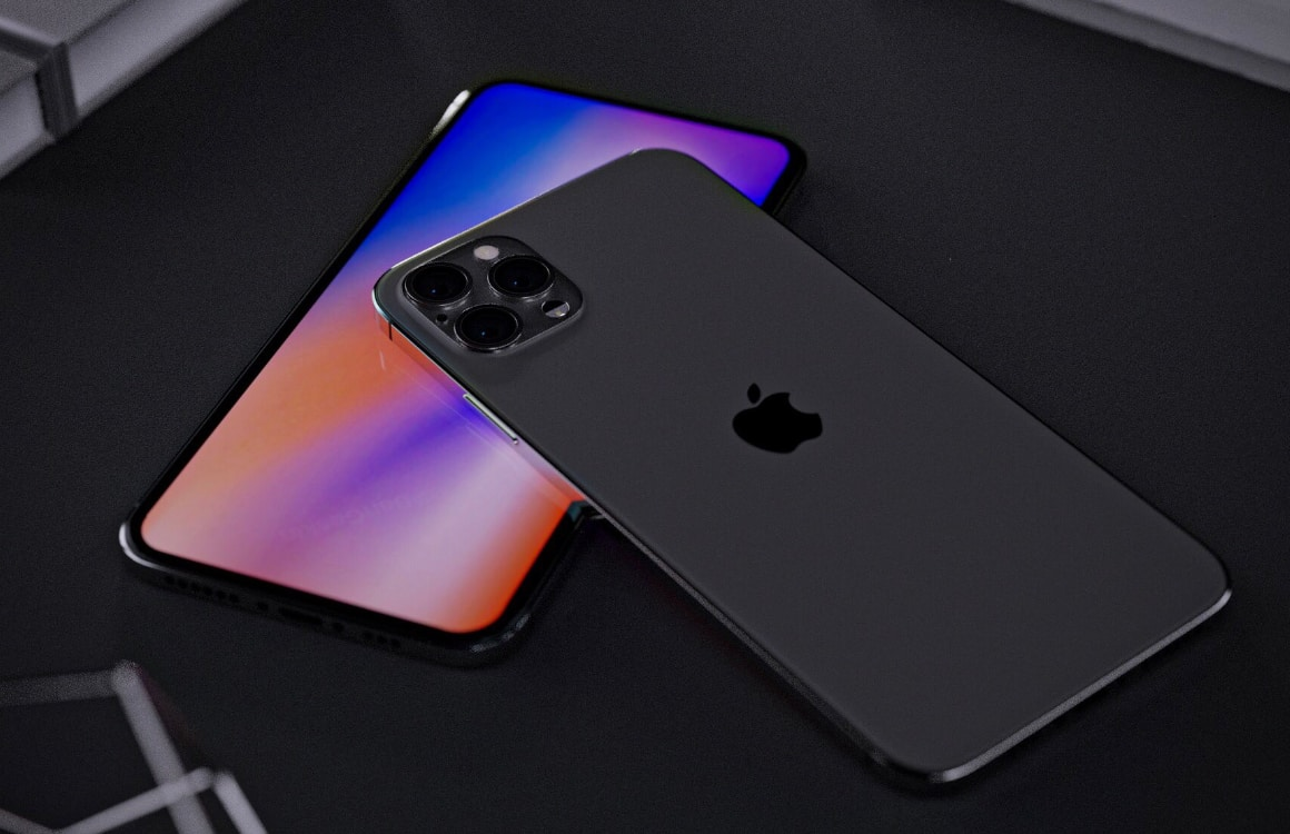 '5,4 inch-iPhone is even groot als iPhone 8 en heeft Face ID'