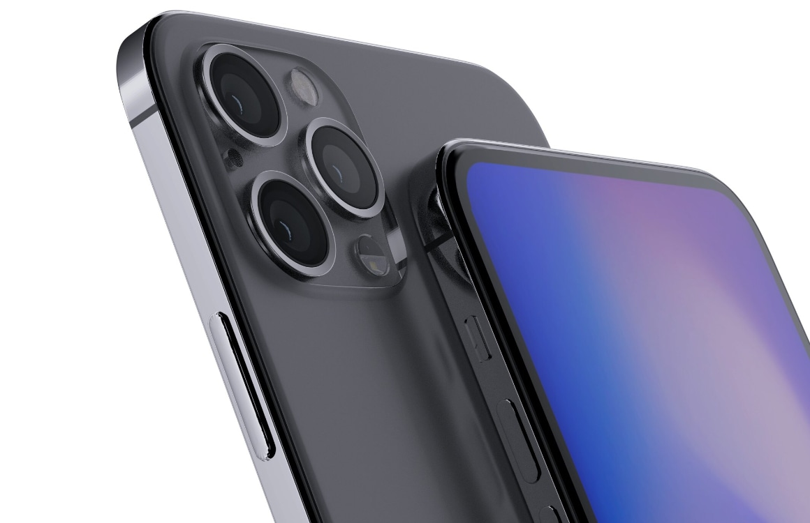 Gerucht: iPhone 2020 neemt design van iPad Pro over