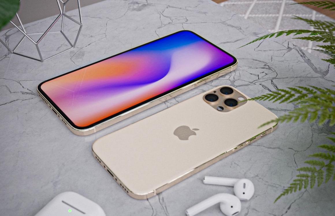 'iPhone 2020 heeft een kleinere notch en ondersteunt 5G'