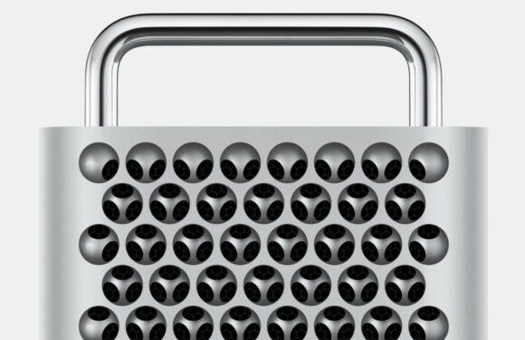 Nieuwe Mac Pro gespot in studio van dj Calvin Harris
