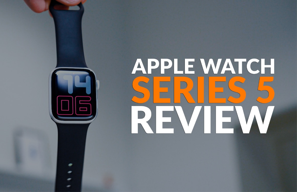 Apple Watch Series 5 (video)review: de beste smartwatch verder verbeterd