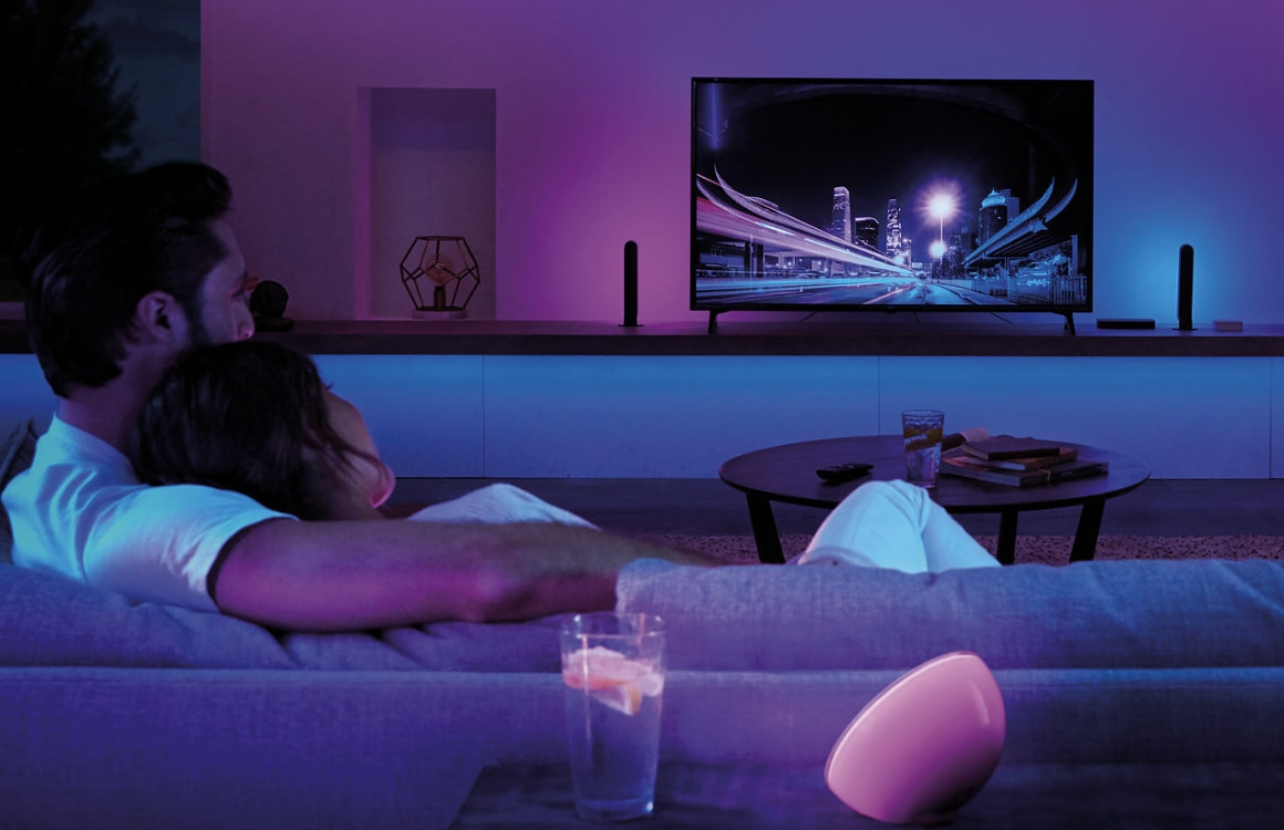 Review: Philips Hue Sync Box verandert films en games in spectaculaire lichtshow