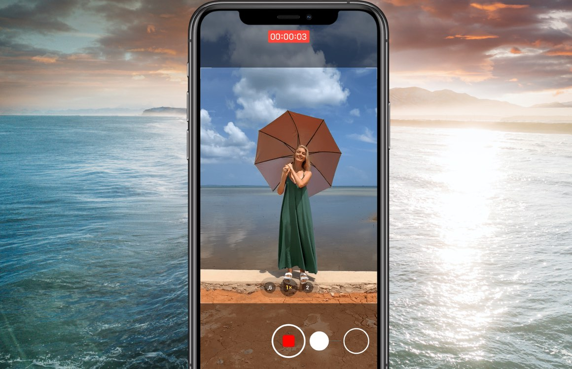 Tip: Zo maak je een QuickTake-video met je iPhone 11 (Pro)