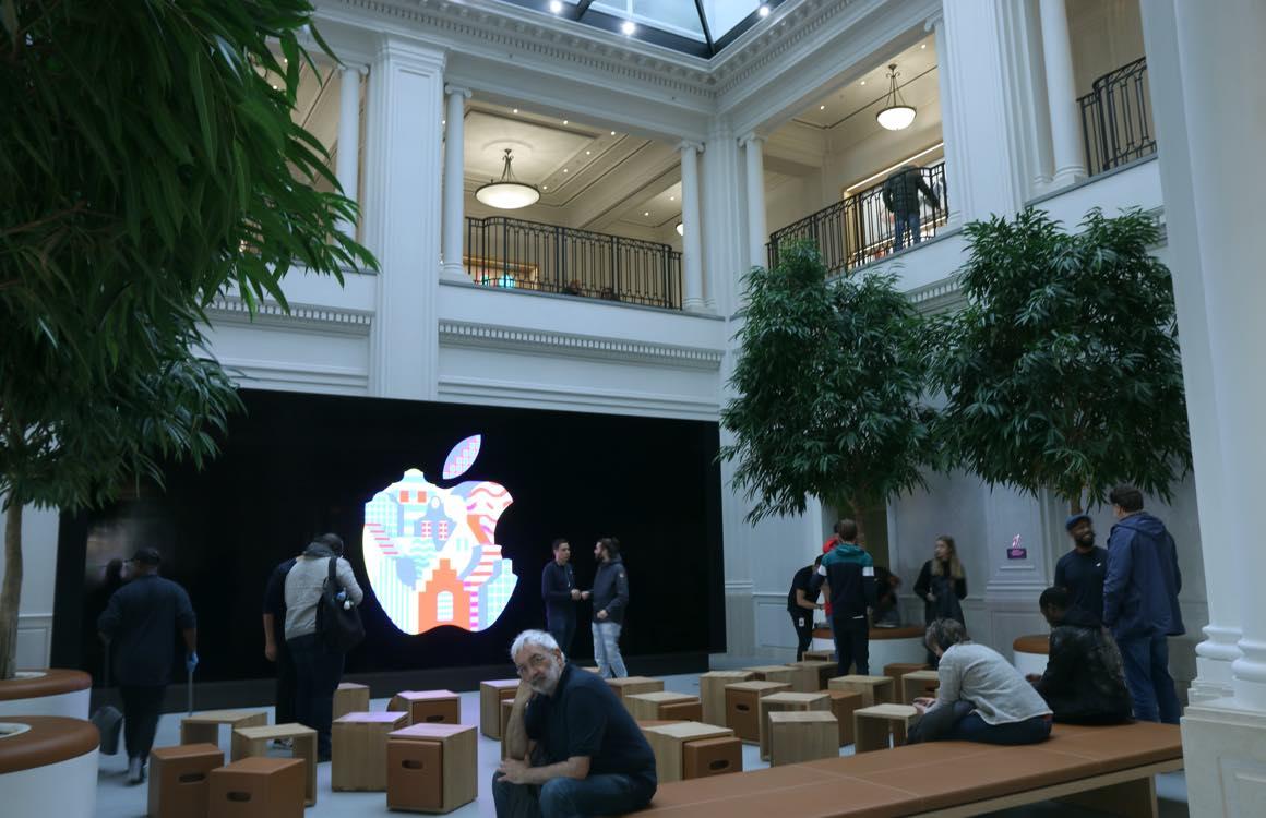 Reportage: Dit is er nieuw in de Apple Store Amsterdam na de grote verbouwing