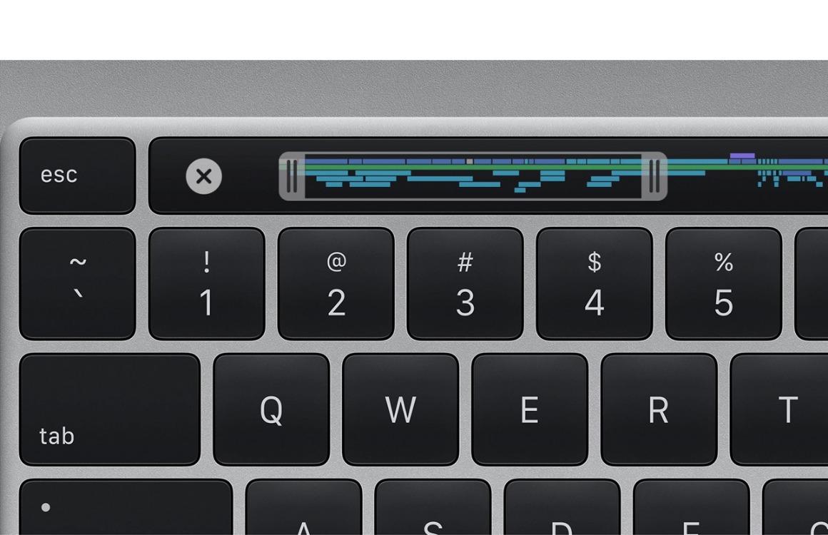 13 inch macbook pro schaartoetsenbord