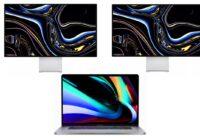 Meerdere beeldschermen aansluiten op de 16 inch-MacBook Pro: zo werkt het