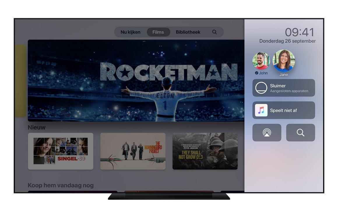 Apple TV gebruiken met meerdere mensen: zo werkt het