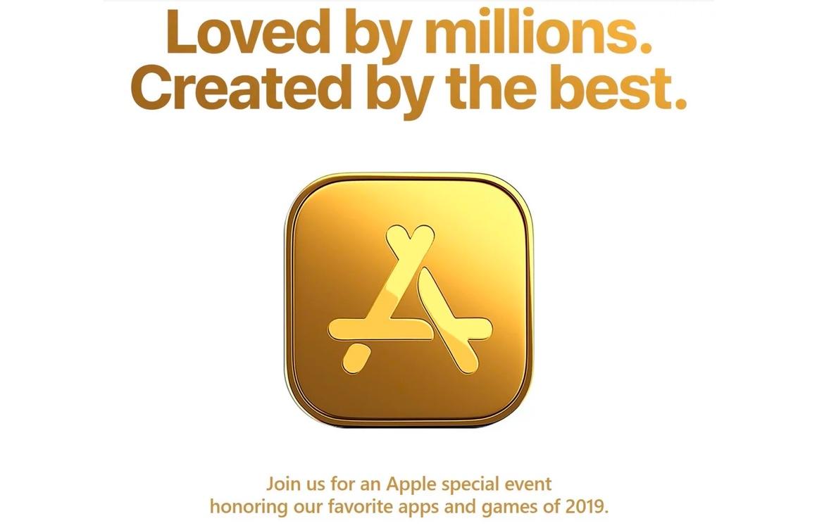 Apple kondigt speciaal app-event aan voor 2 december