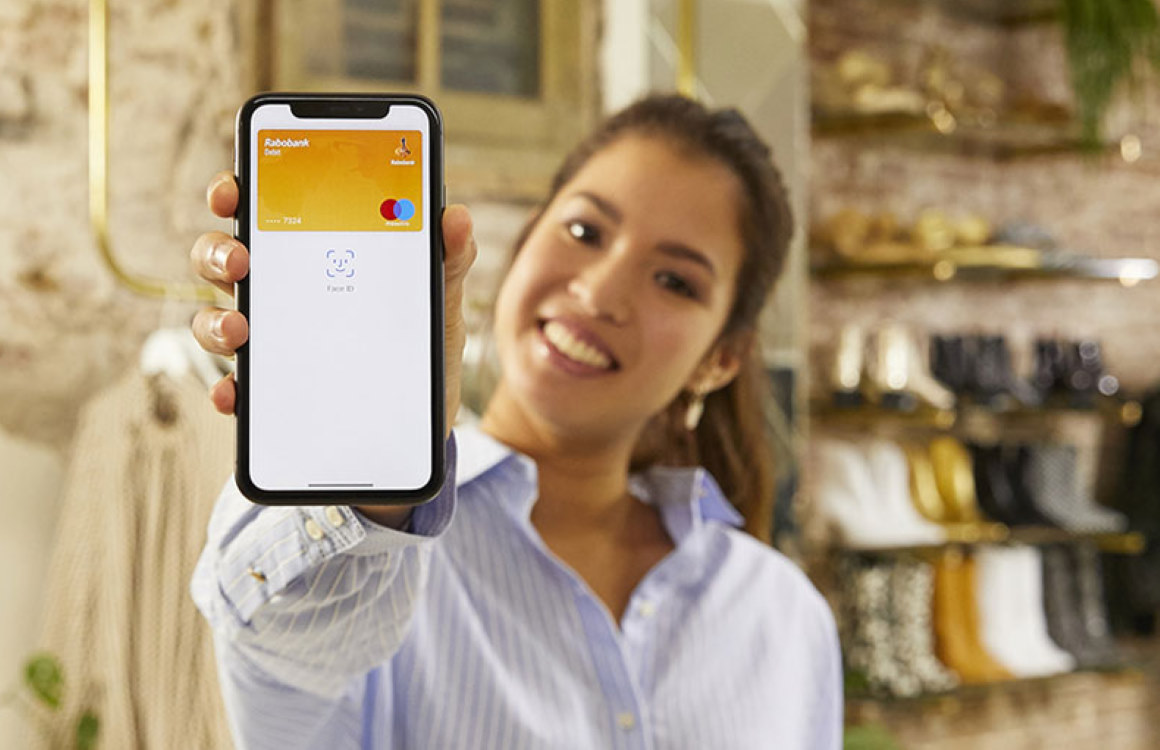 Apple Pay Rabobank