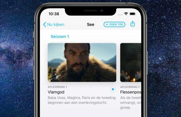 Apple TV Plus offline kijken: zo kun je series downloaden