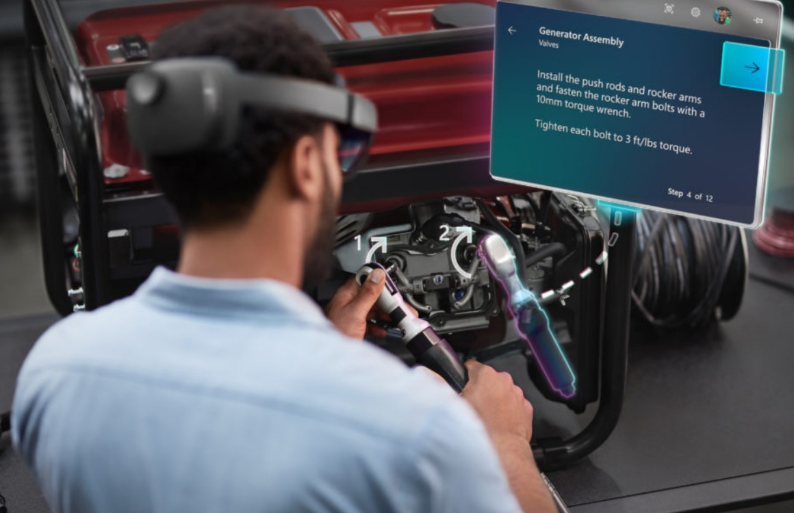 Een bril als iPhone-vervanger: de augmented reality-plannen van Apple en anderen