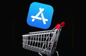 App Store advertentie