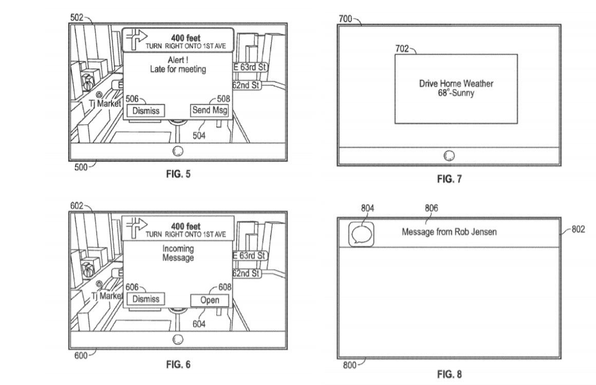 carplay patent