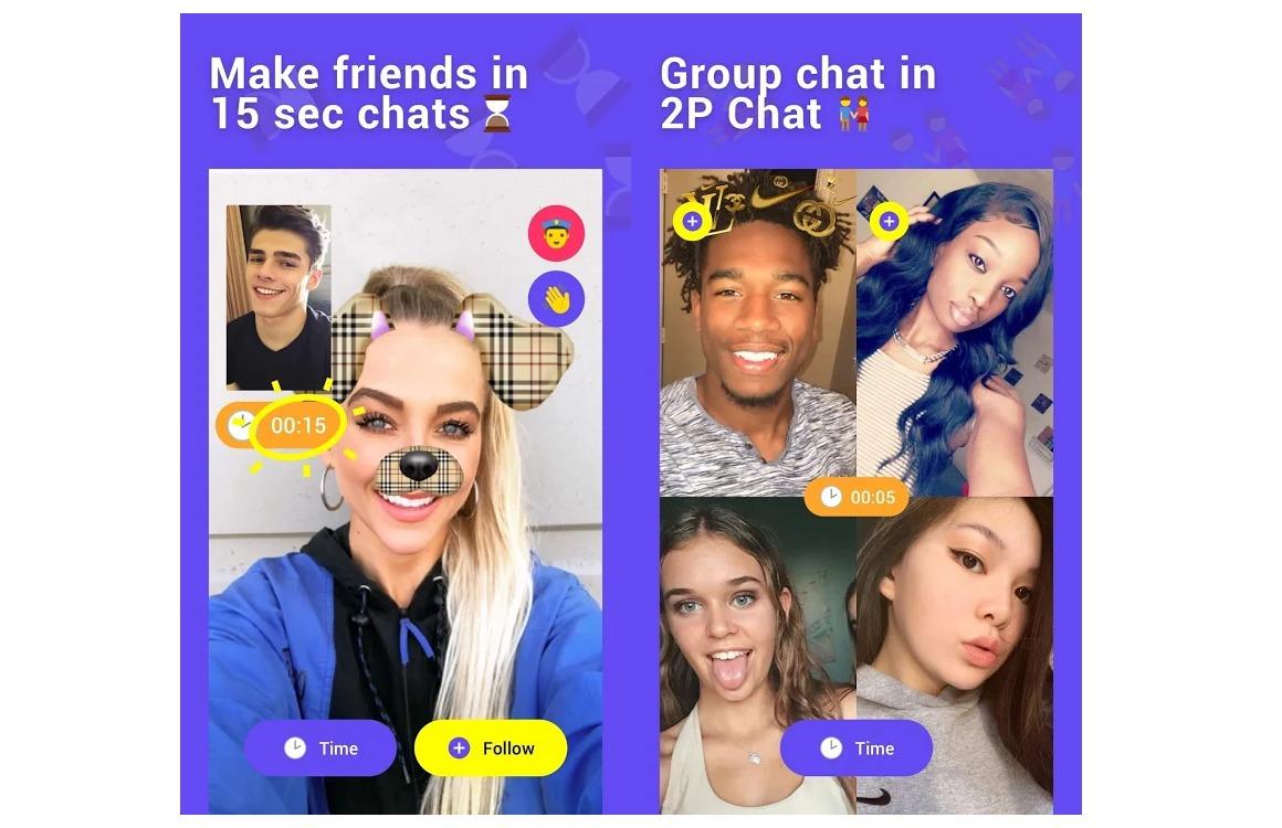 chat-apps seksueel gedrag