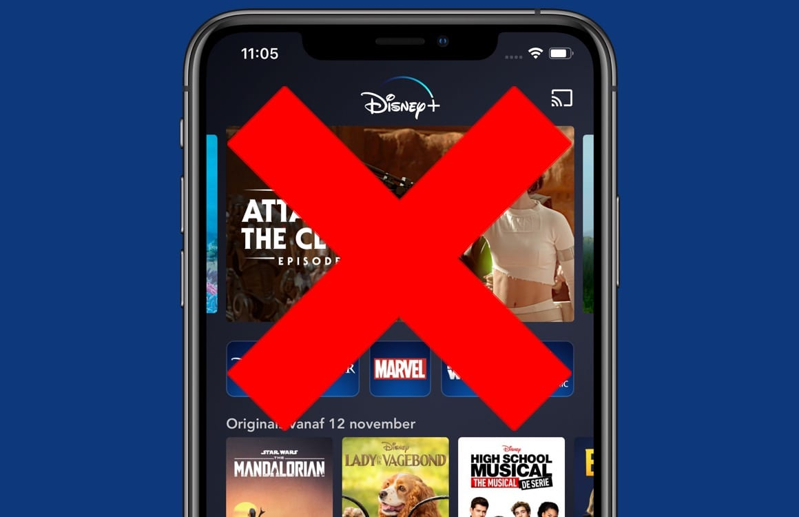 Disney Plus opzeggen: zo doe je dat op je iPhone of iPad