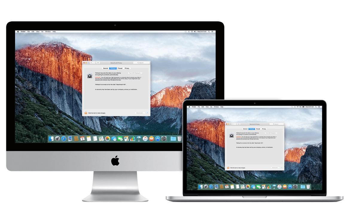 Tip: Maak de harde schijf van je Mac(Book) veiliger met FileVault