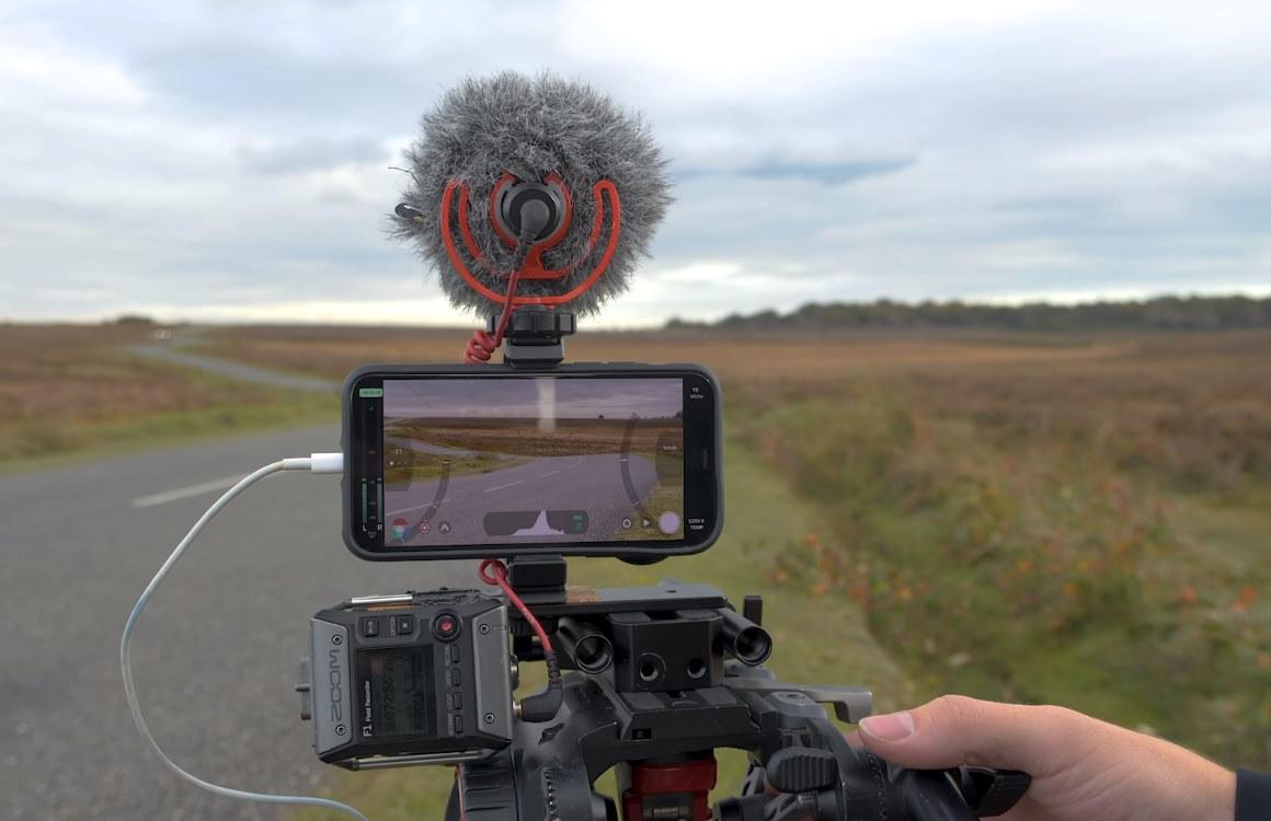 iPhone 11 Pro vs. dslr test: kan de iPhone een professionele camera aan?
