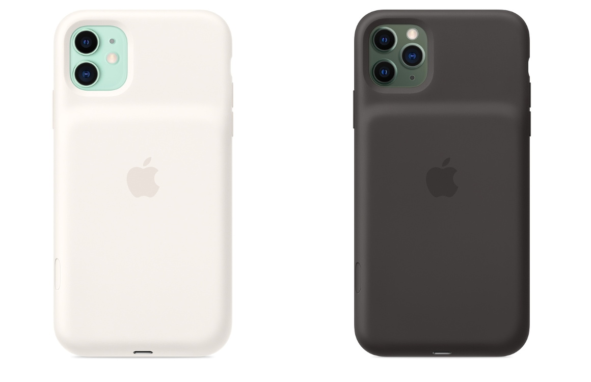 Apple reageert op problemen met cameraknop van iPhone 11 (Pro) Smart Battery Case