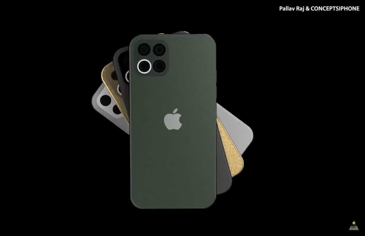 'iPhone 13 krijgt viervoudige camera met twee 64 megapixel-lenzen'
