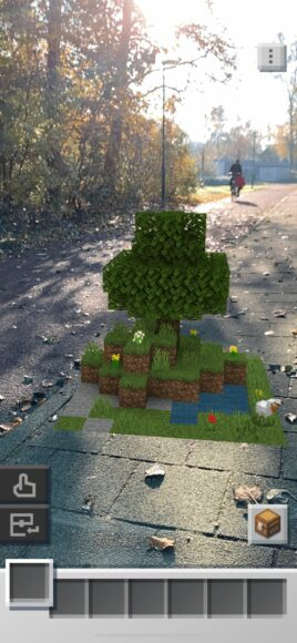 minecraft earth review