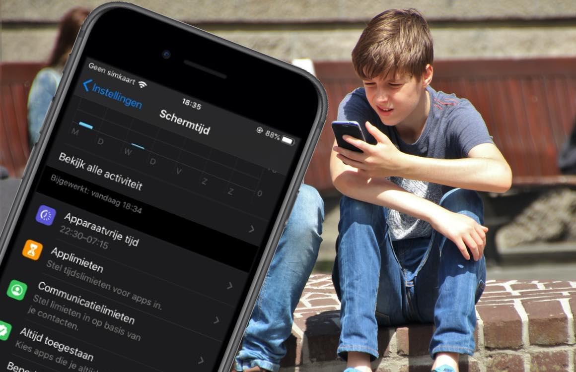 Communicatielimieten in iOS 13.3 is niet waterdicht: Apple werkt aan een oplossing