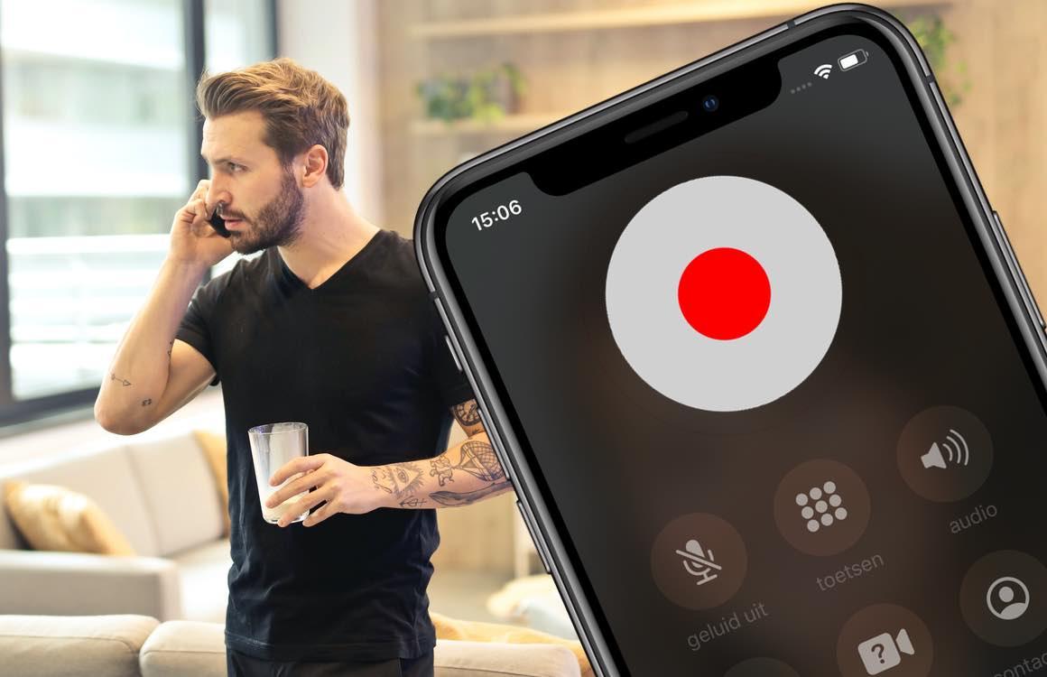 Telefoongesprekken opnemen: de 3 beste opname-apps voor iOS