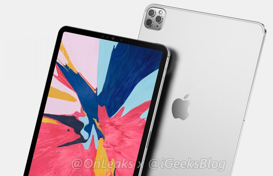 Gerucht: Apple werkt aan iPad met hogere 5G-snelheid