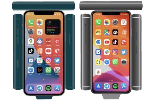 iphone surprise maken 12 pro en 11 pro