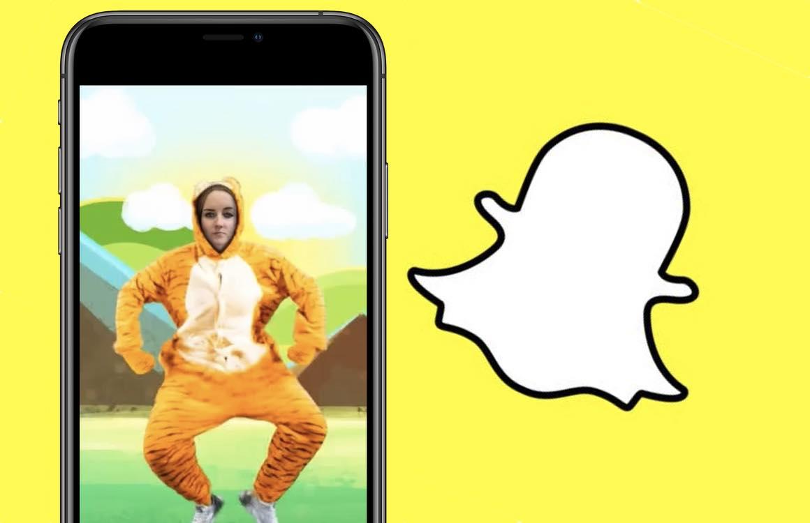 Snapchat Cameo's: Zo maak je de leukste gifs met jezelf in de hoofdrol