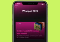 Nieuwsoverzicht week 49: Spotify Wrapped 2019, streamingdienst Plex en meer