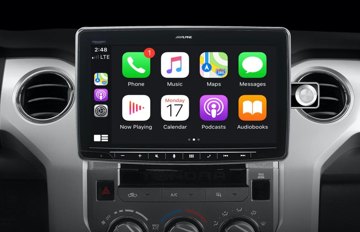 'iOS 14 voegt CarPlay-wallpapers toe en laat drukte bij Genius Bar zien'