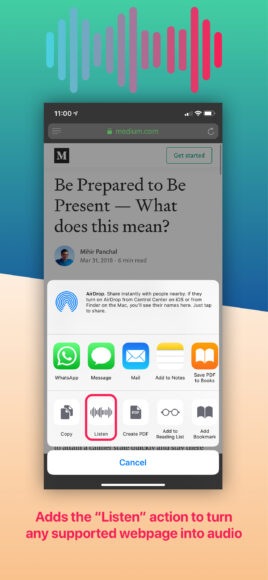 beste ios apps readaway 2
