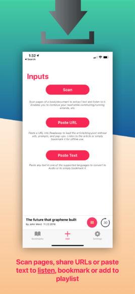 beste ios apps readaway