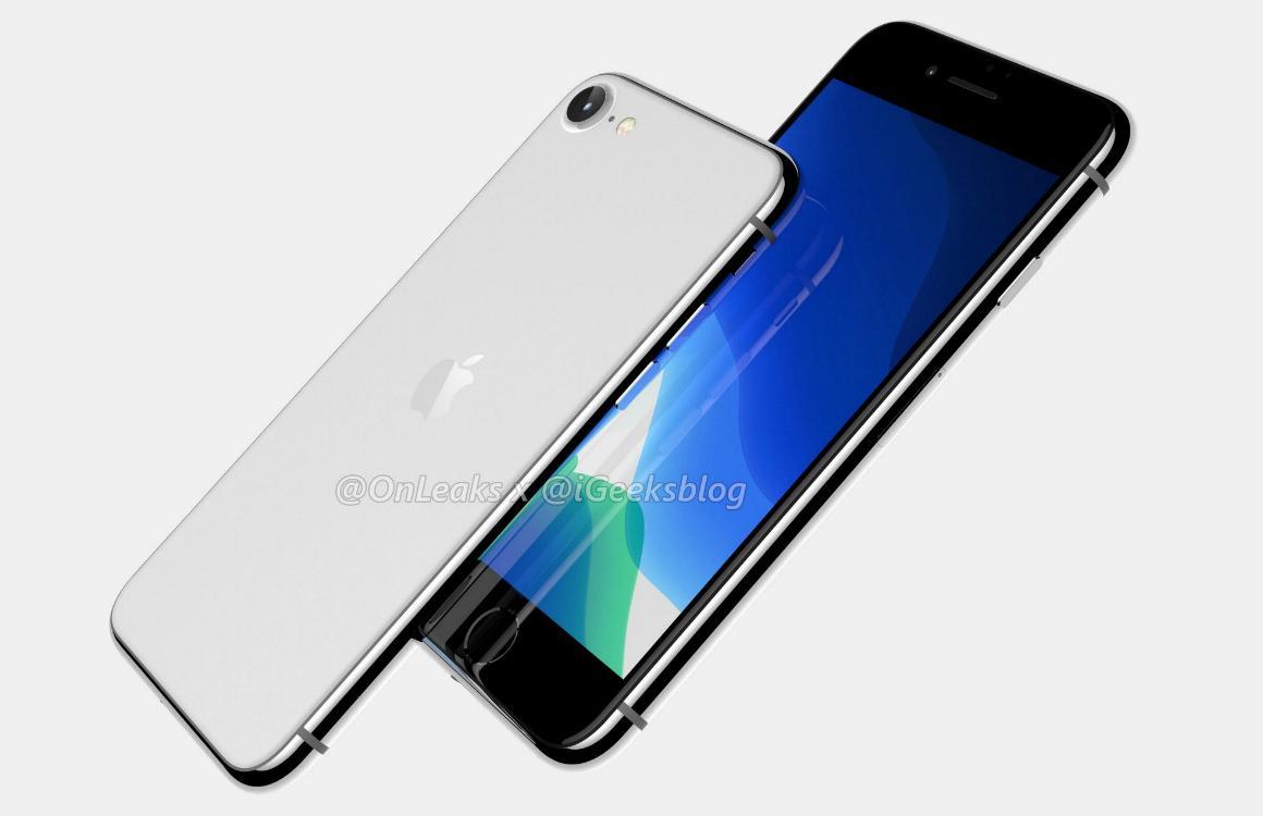 iPhone SE 2 groter scherm
