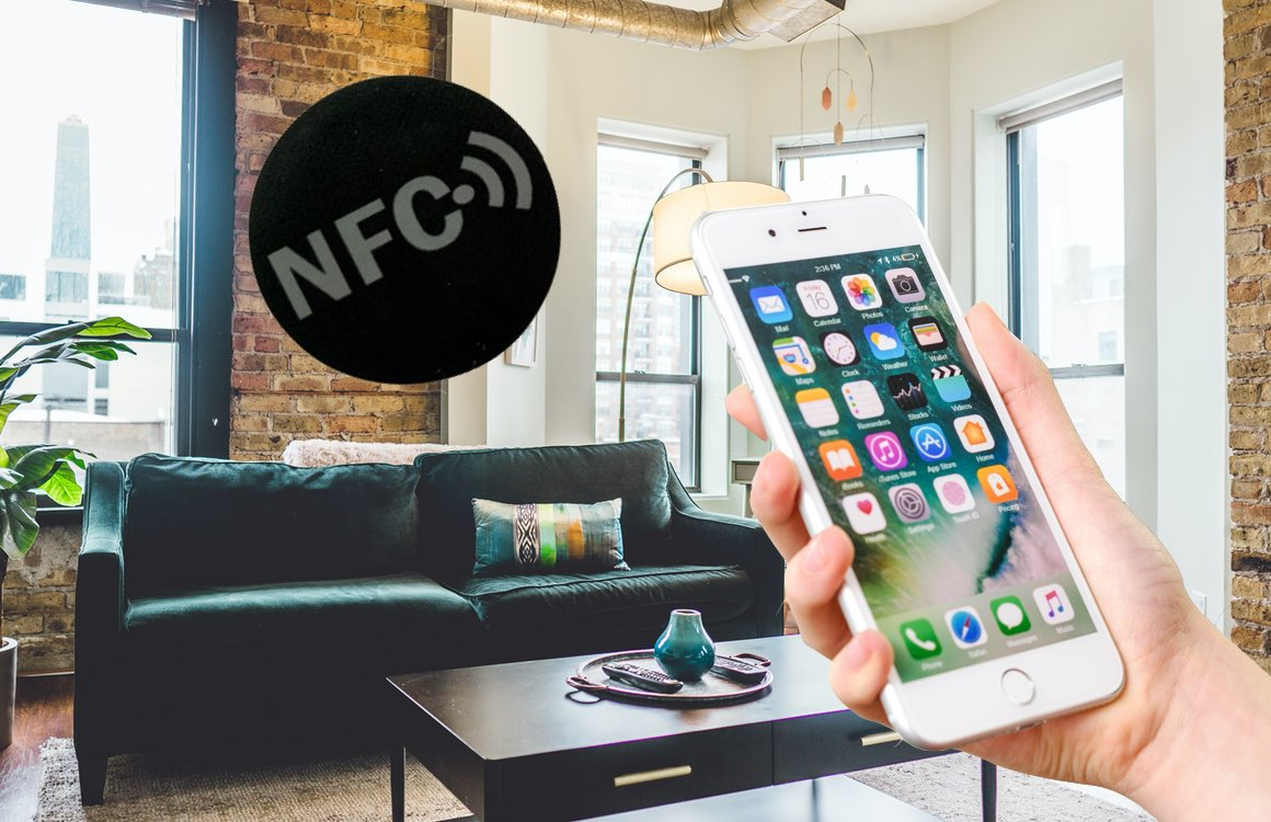 Tip: Zo stel je nfc-tags in op je iPhone
