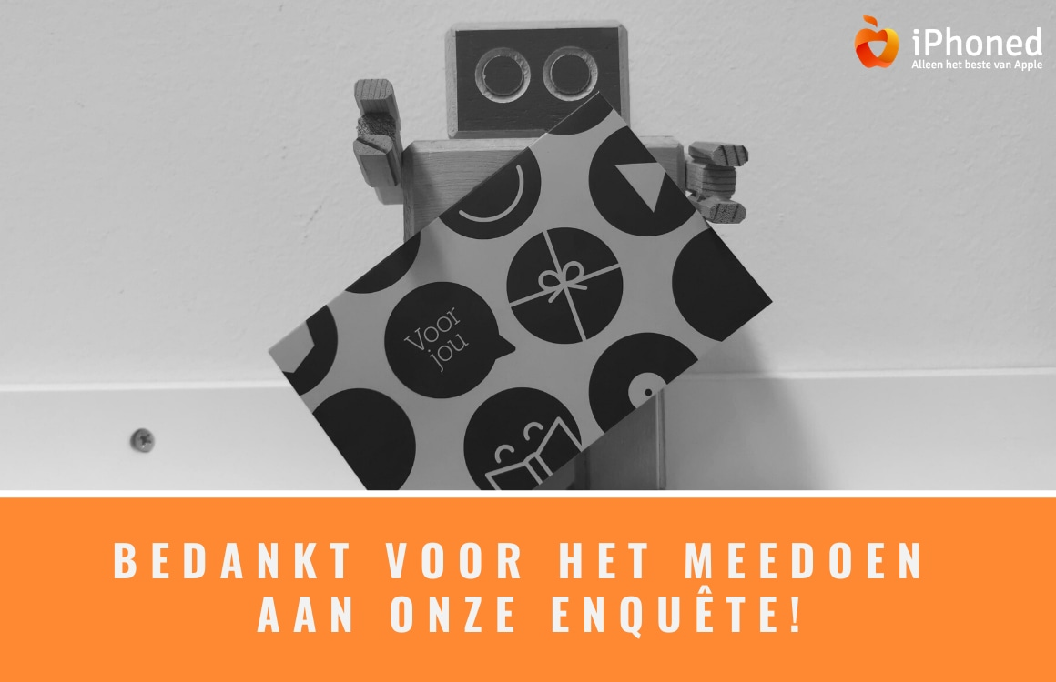 Refurbished enquête: de winnaar van de Bol.com-cadeaukaart is bekend!