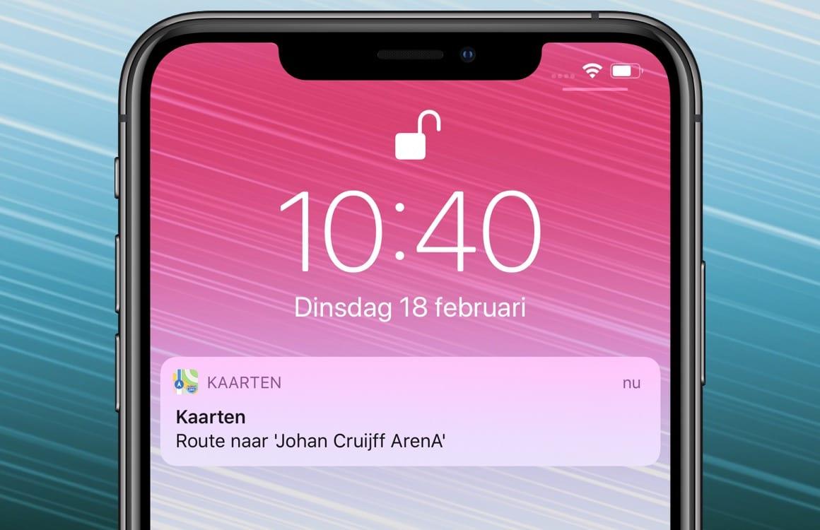 Zo deel je Apple Kaarten-routebeschrijvingen van je Mac naar iPhone