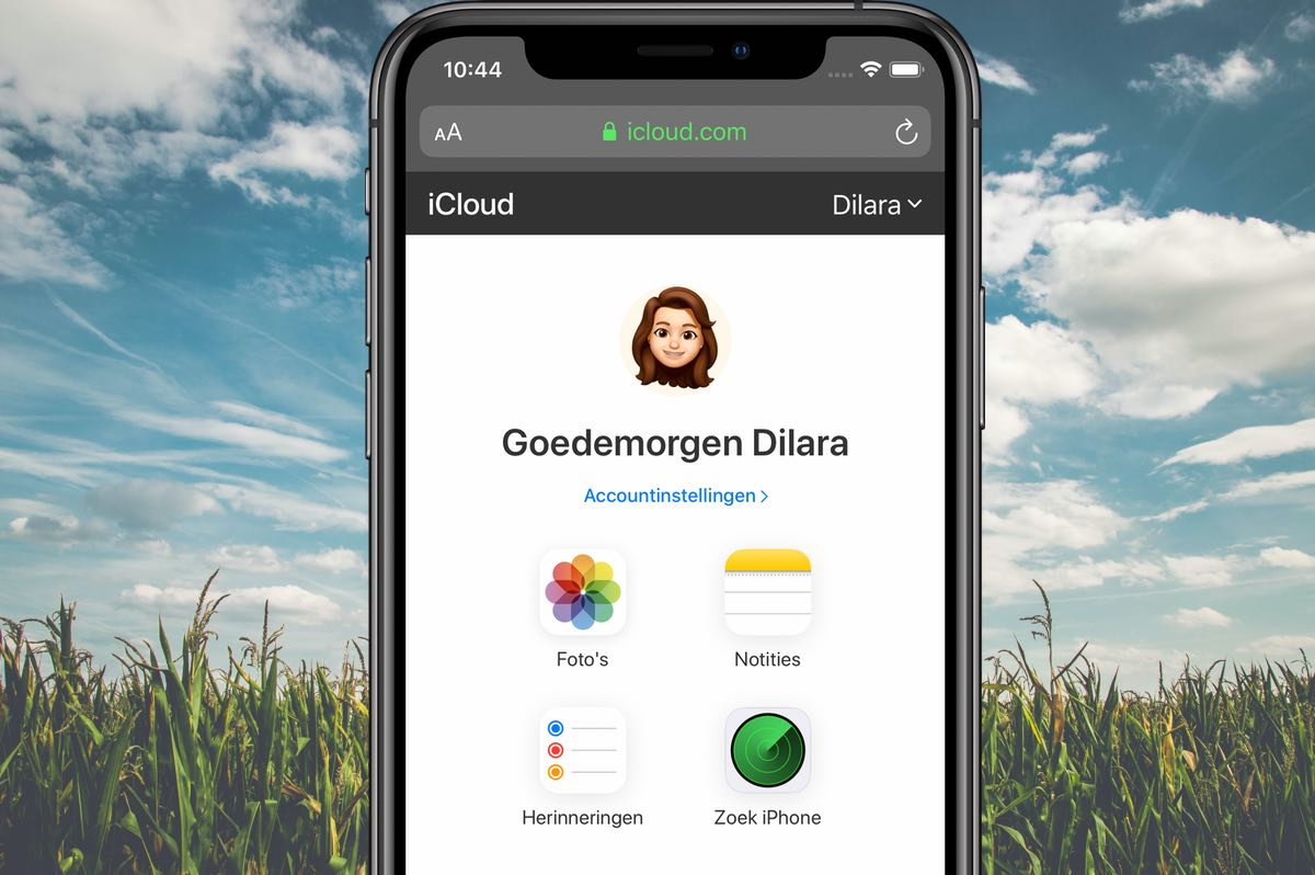 Webversie iCloud is verbeterd: ondersteunt nu ook Android