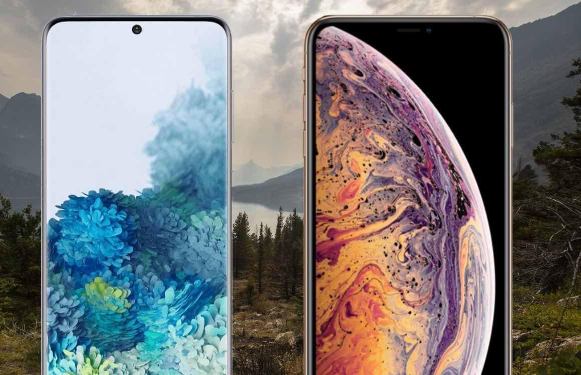 iPhone Pro 11 vs Samsung Galaxy S20: Specs, camera, design en meer vergeleken