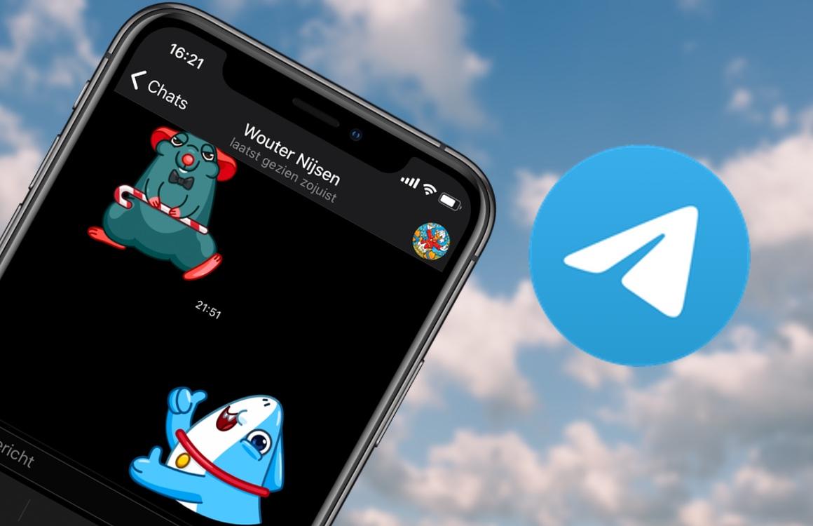 Telegram: 5 tips om alles uit de fijne chat-app te halen