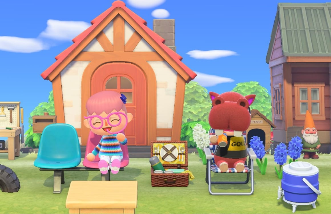 3 Animal Crossing: New Horizons-apps voor extra speelplezier