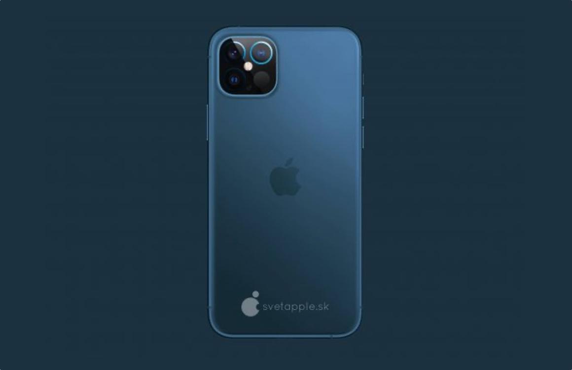 'iPhone 12 Pro met LiDAR-scanner gelekt via schematische tekening'
