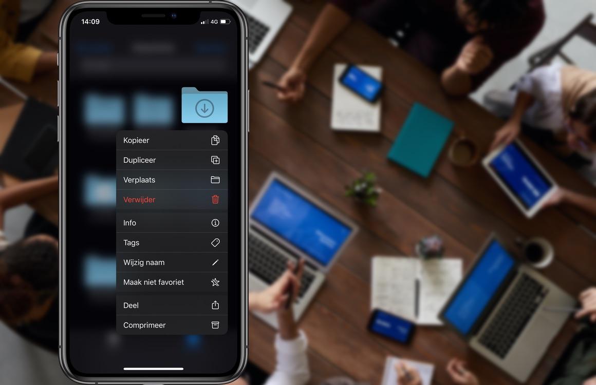 Tip: Zo deel je iCloud-mappen met anderen via je iPhone of iPad