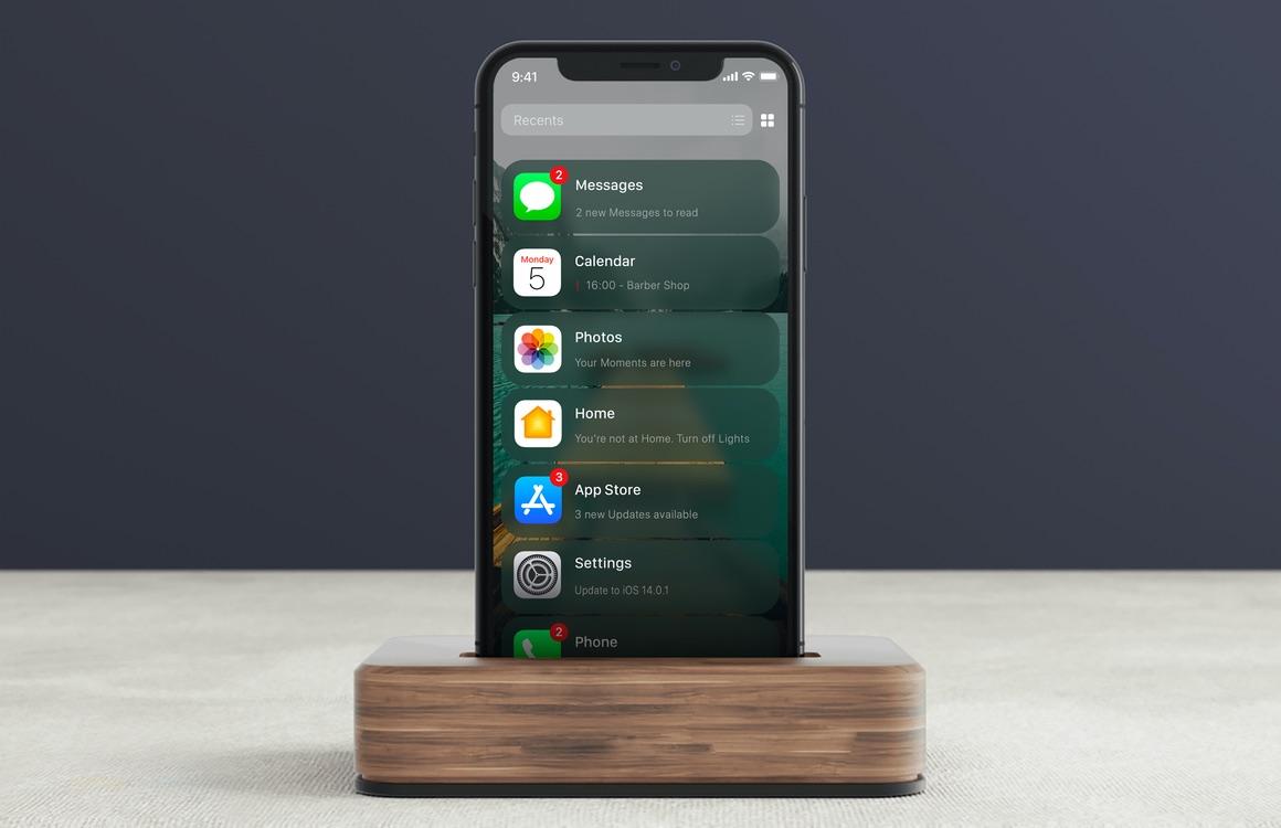 WWDC Wensen: Het is tijd voor een app-drawer in iOS 14
