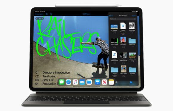 iPad Pro met oled-scherm niet in 2021