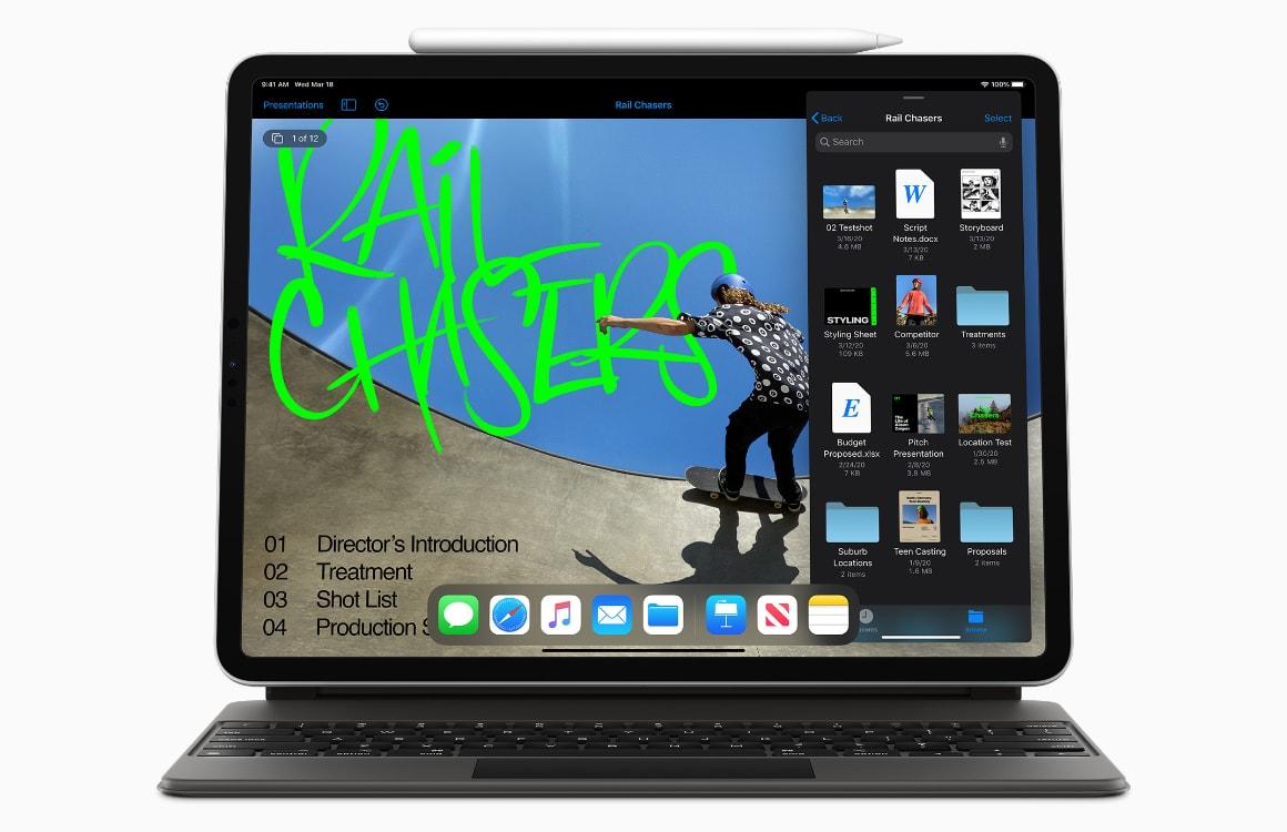 Magic Keyboard: 7 dingen die je moet weten over het iPad-toetsenbord met trackpad