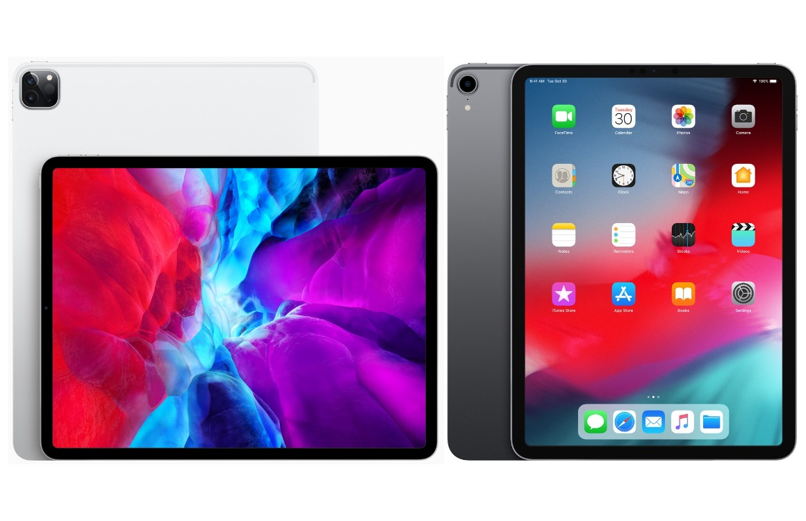 iPad Pro 2020 vs iPad Pro 2018: het overstappen waard, of niet?