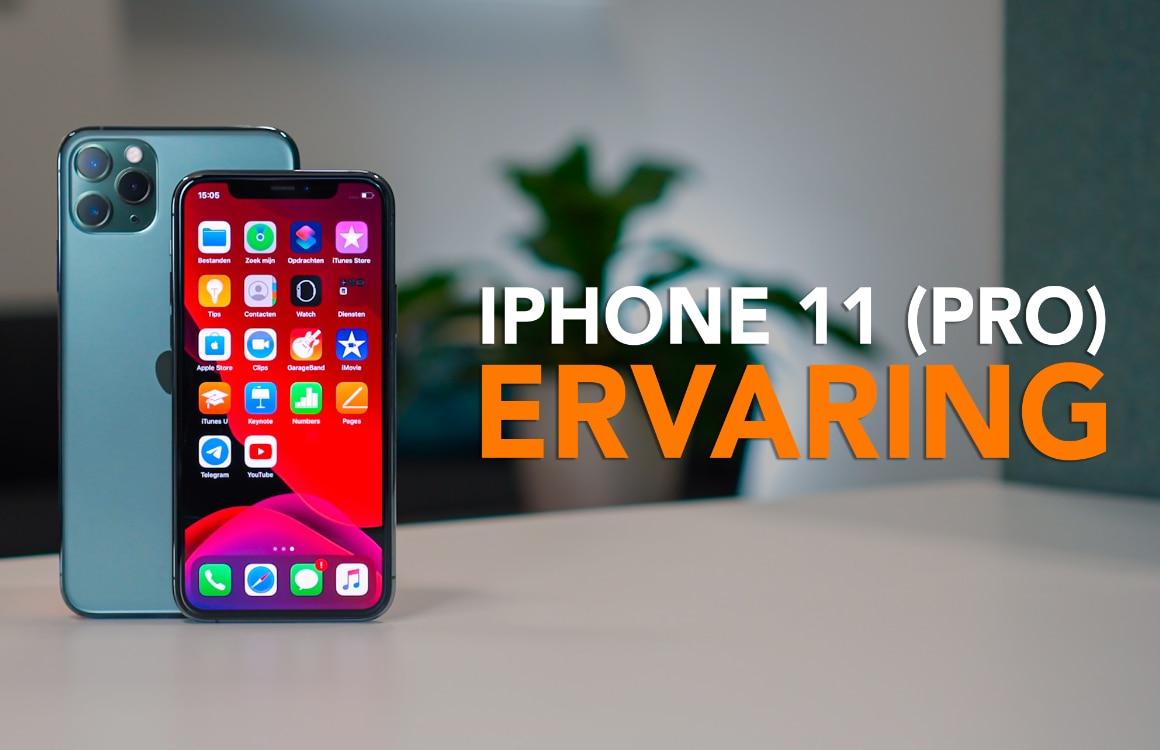 Tweede indruk: de iPhone 11 Pro (Max) na vijf maanden